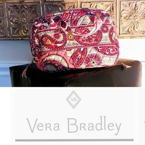 NWOT Vera Bradley Cosmetics Bag NWOT